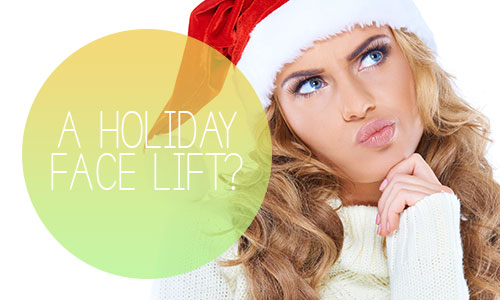 A Face Lift In Time For The Holidays With Dr. Will